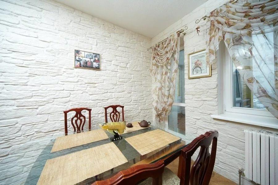 Ремонт стен на кухне