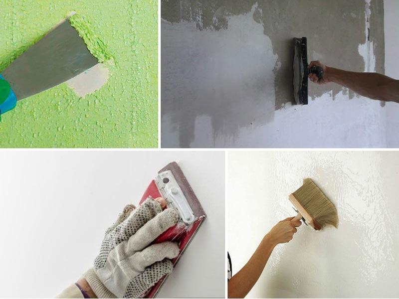 Подготовка стен своими руками