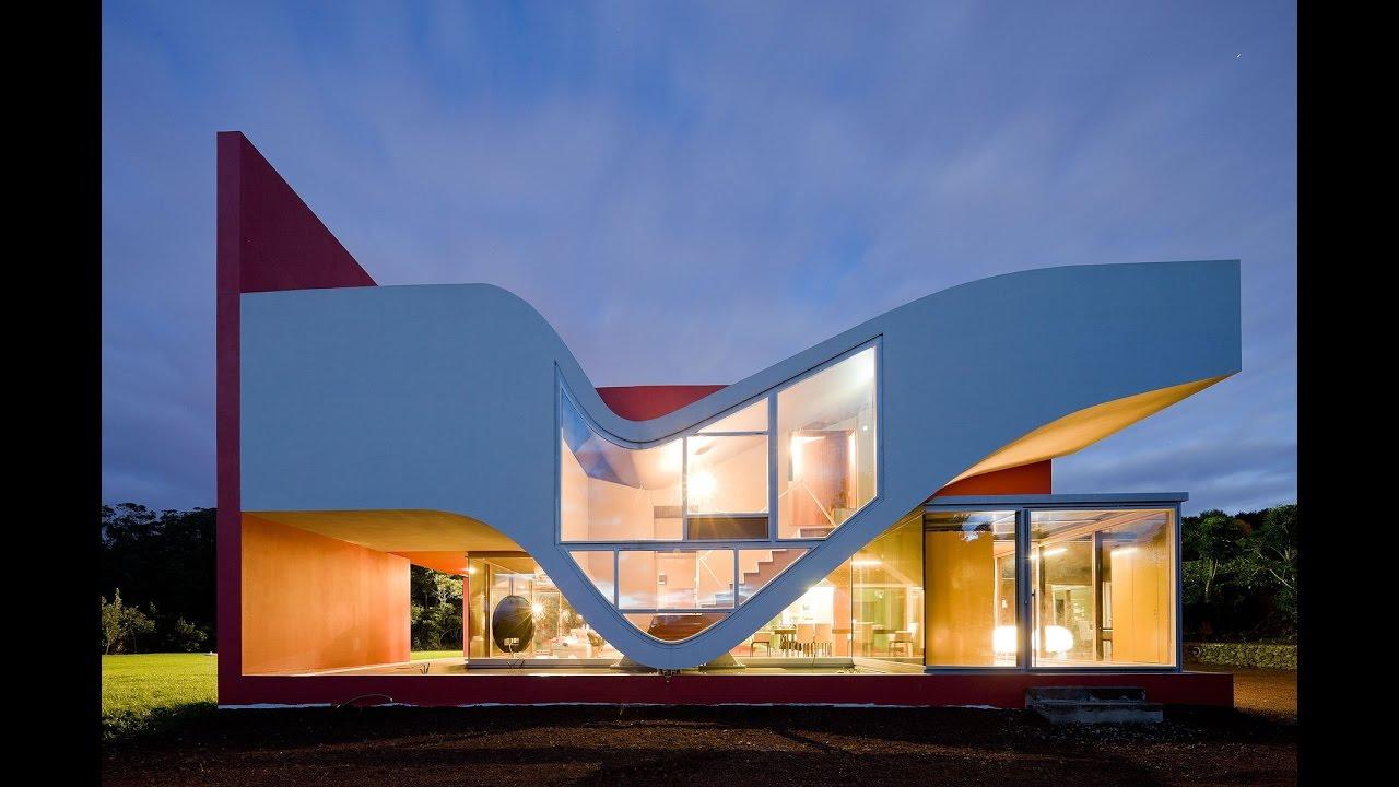 Архитектурное творчество — оригинальные стили
