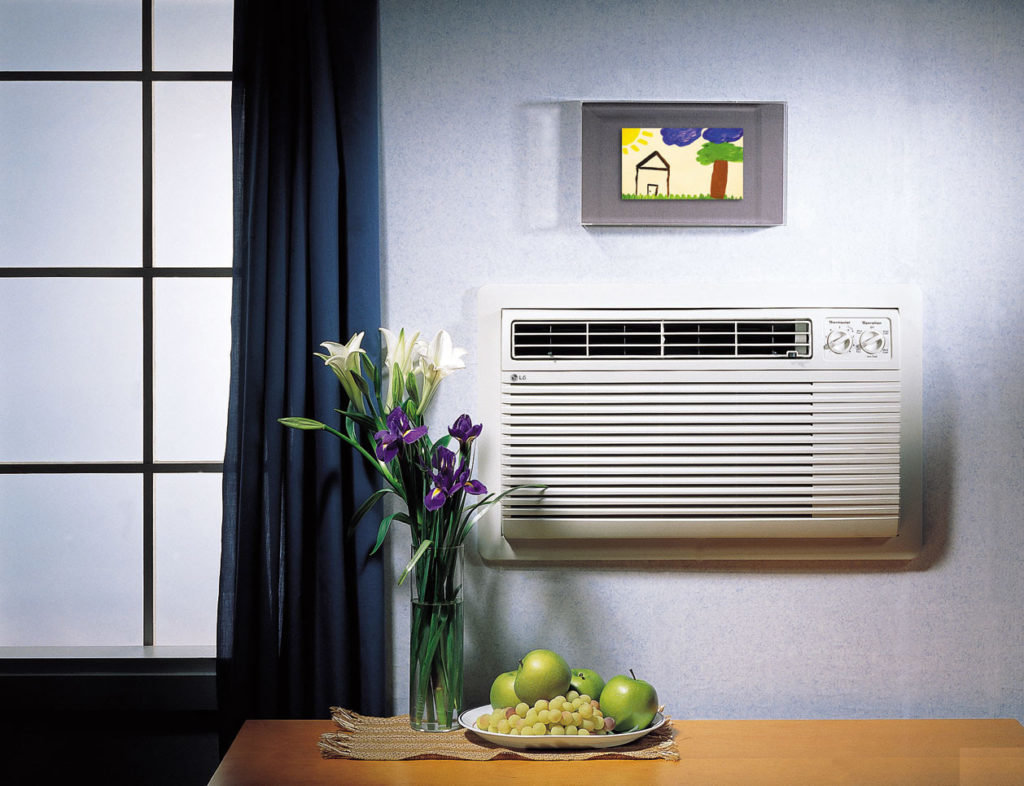 Бытовые кондиционеры и организация комфортного климата в помещении