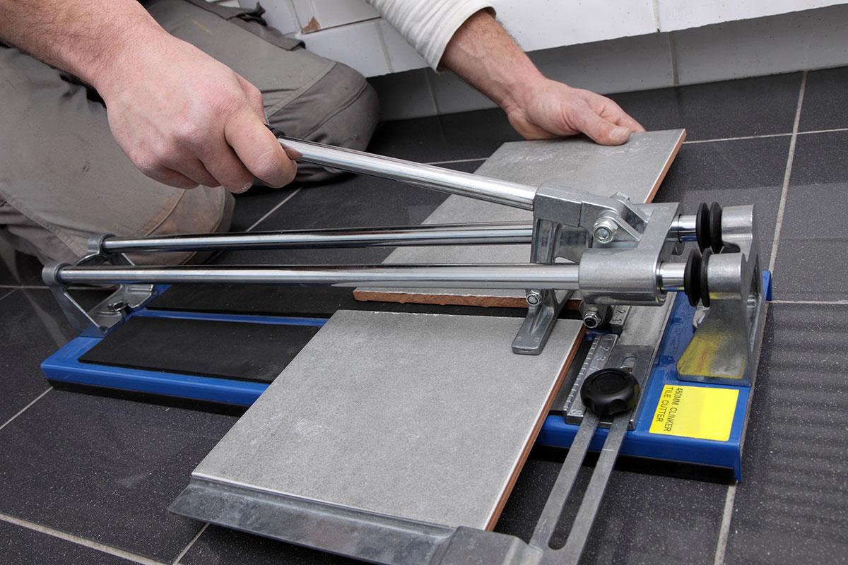 Как разрезать плитку