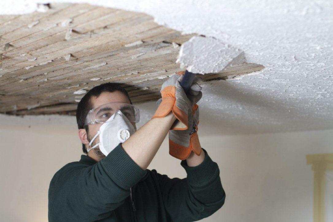 Как самостоятельно оштукатурить стены и потолок в доме