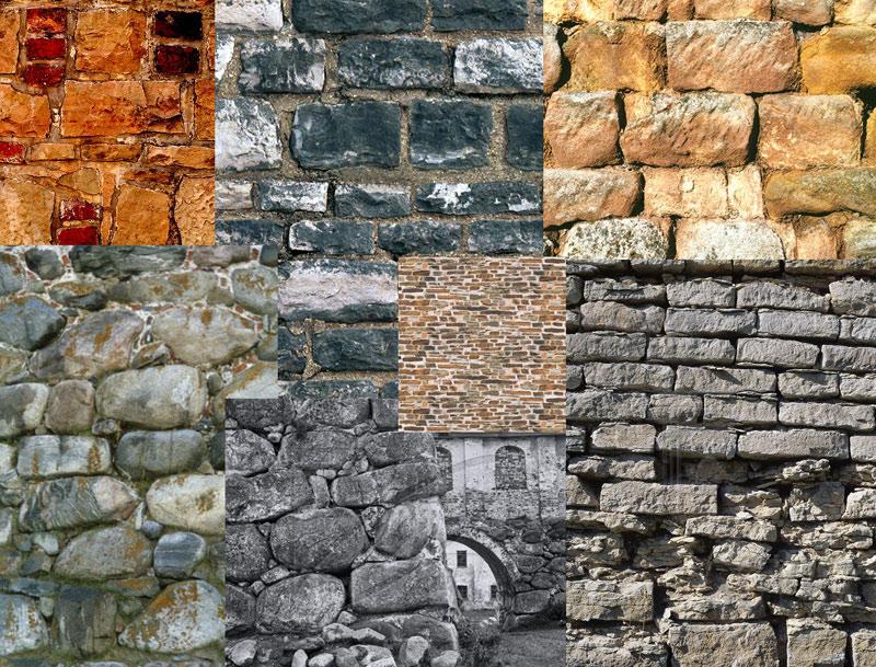 Каменная кладка — её особенности и виды