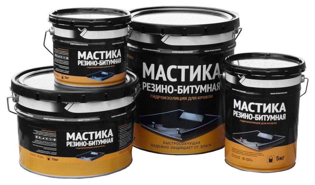 Особые свойства битумно-каучуковой мастики