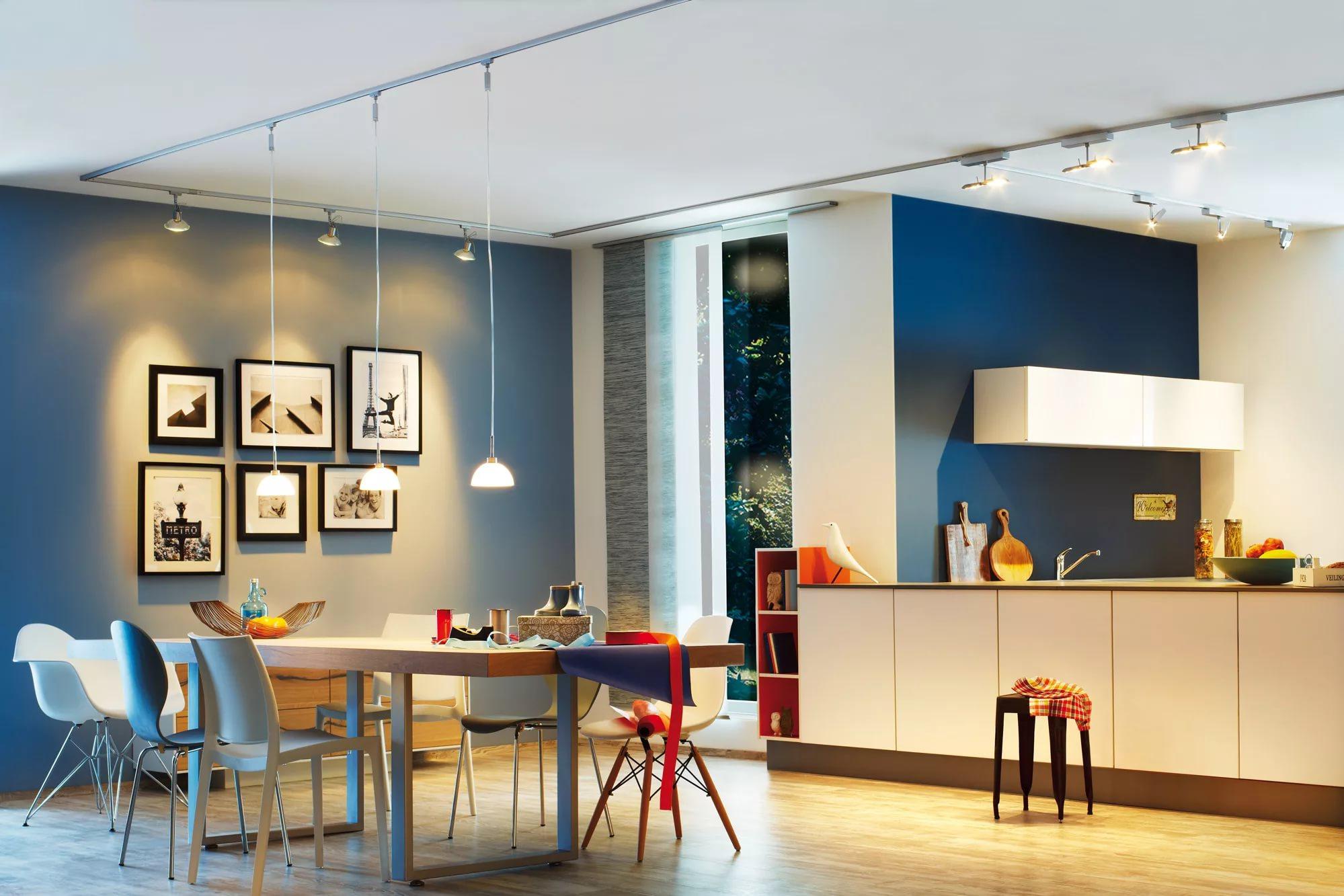 Выбор освещения для квартиры
