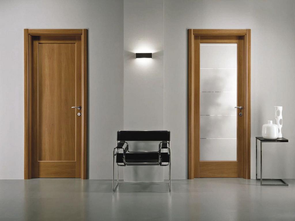 Межкомнатные двери: модели